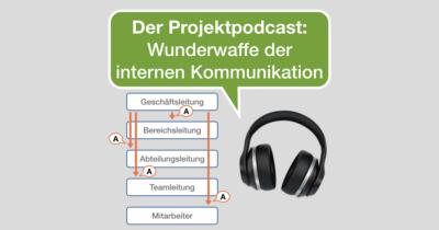 031 Der Projektpodcast: Changemanagement-Wunderwaffe der internen Kommunikation