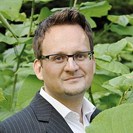 Dr. Oliver Ratajczak der Mann hinter Kundenbrille to go