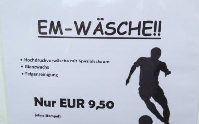 """Viel Spaß mit """"lustiger"""" Fußball-Werbung…"""