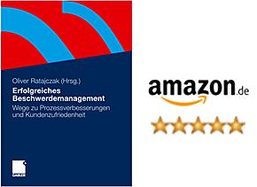 5-Sterne-Bewertung für Erfolgreiches Beschwerdemanagement