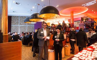 Wir richten das turbo-breakfast Bochum mit der Wirtschaftsförderung aus