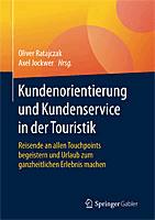 Fachbuch von Dr. Oliver Ratajczak: Kundenorientierung und Kundenservice in der Touristik