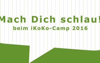 Verlosung: 3 Tickets für das iKoKo-Camp in Wiesbaden