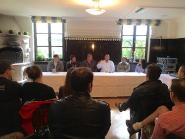 The InHouse SEO Experts Panel @ SEOktoberfest