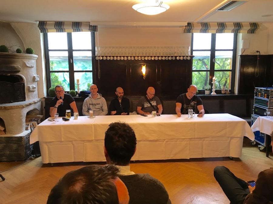 The Social Media Experts Panel @ SEOktoberfest