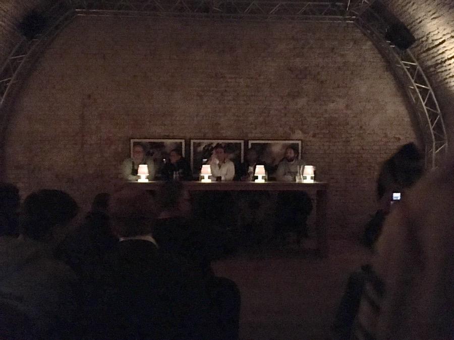 Blackhat Session im Weinkeller beim SEOktoberfest
