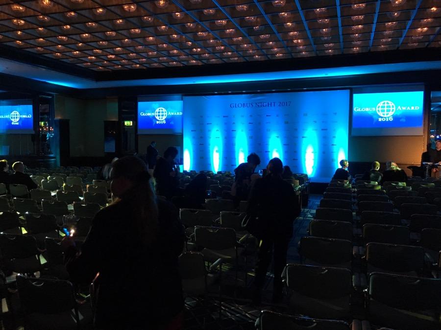 GLOBUS Award im Steigenberger Frankfurter Hof