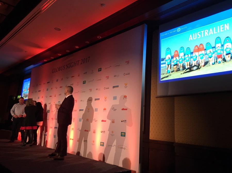Die Gewinner: Kategorie bester Reisebüro-Service Tourist Boards