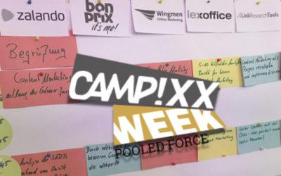Mein Recap der CAMPIXX-Week 2017