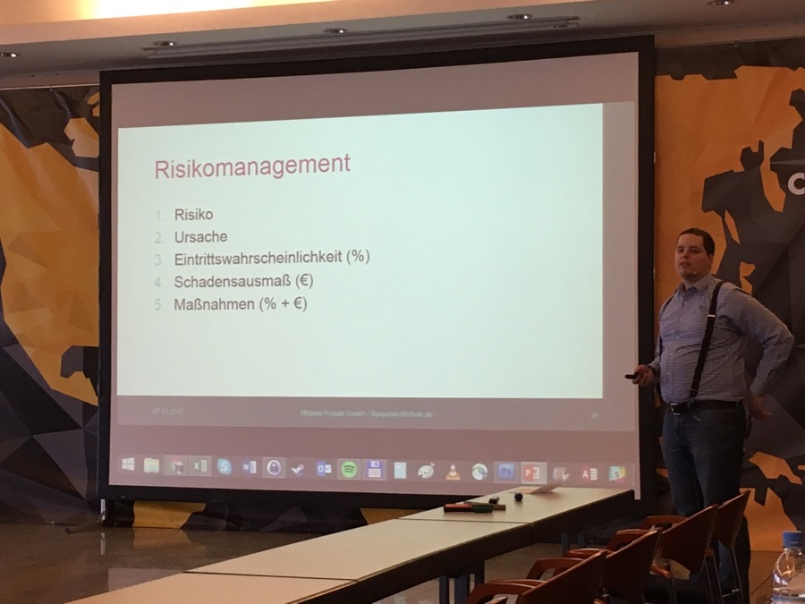 Risikomangement im Projektmanagement