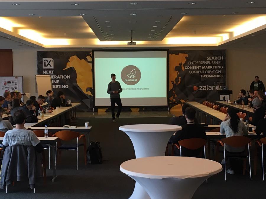 Crowdfunding als Marketingchance von und mit Tobias Meyer