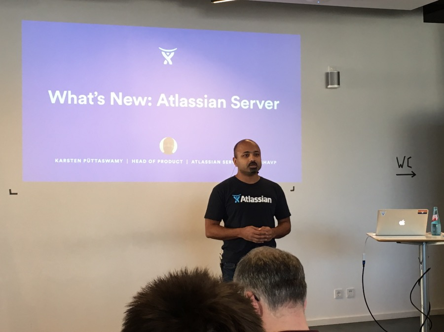 Keshav Mysore Puttaswamy von Atlassian