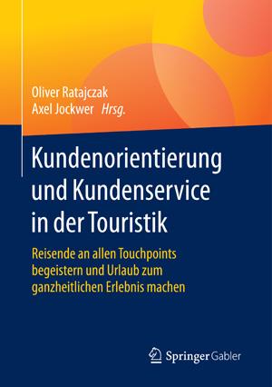 Fachbuch: Kundenorientierung und Kundenservice in der Touristik
