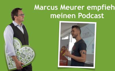 Marcus Meurer von DNX empfiehlt den Blickwinkel-Kunde Podcast