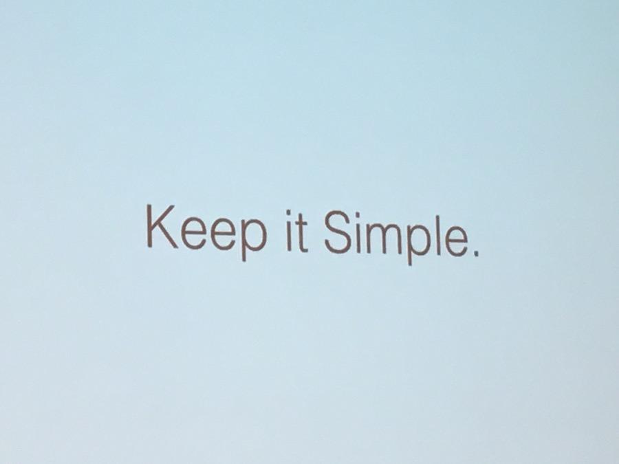 Online-Business muss nicht kompliziert sein
