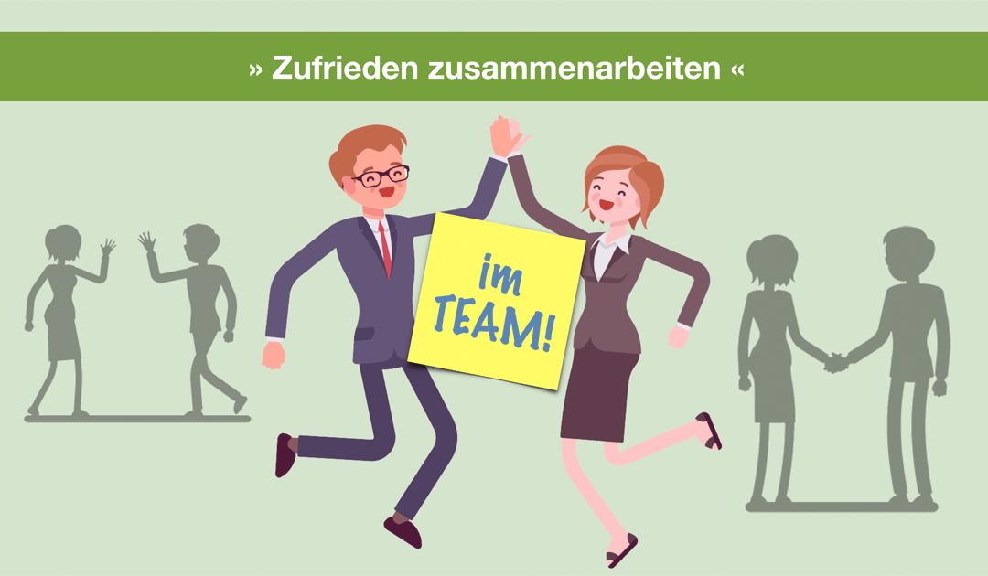 Gutes Betriebsklima = Hohe Arbeitsproduktivität: Bald auch in Ihrem Team!