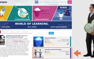 FH Lübeck nimmt meinen Kurs » Zufrieden zusammenarbeiten « in Weiterbildungsprogramm auf