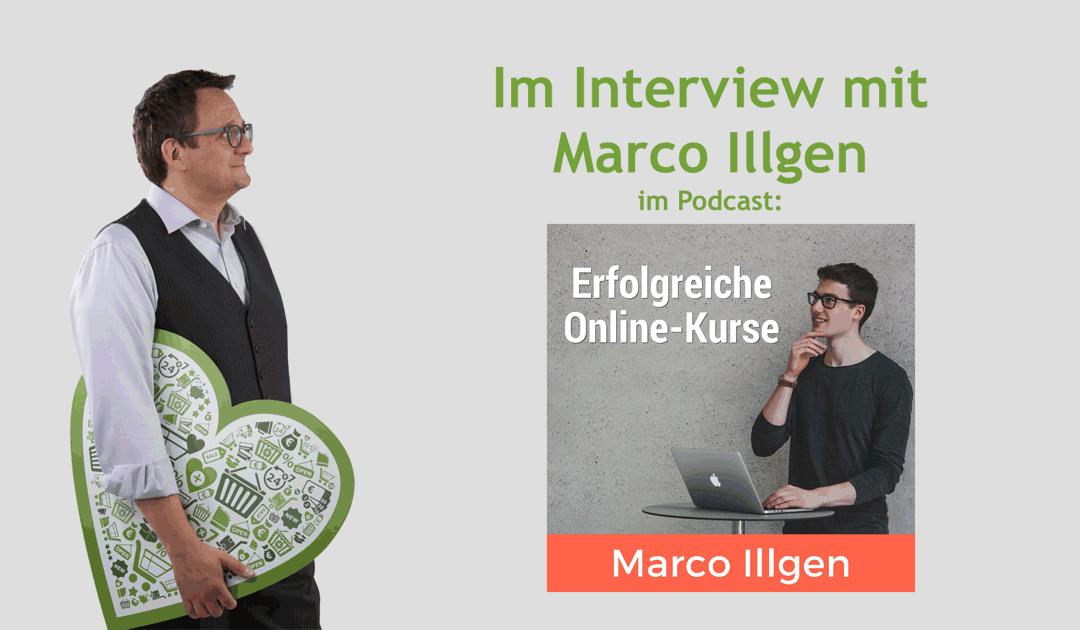 Im Interview zum Thema: Wie du Besucher in Kunden und Freunde verwandelst