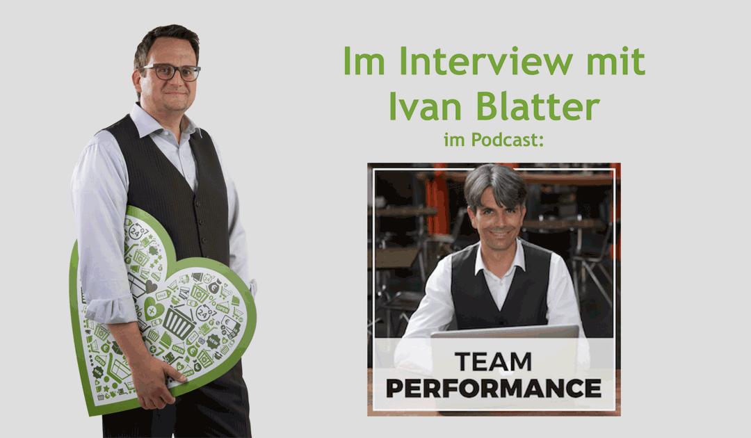 Team-Produktivität: im Interview mit Ivan Blatter