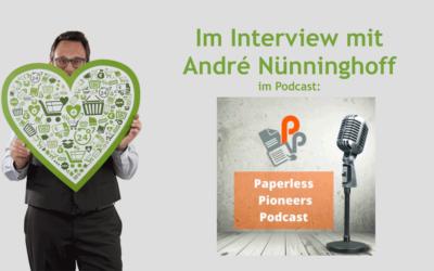 André Nünninghoff interviewt mich zum Thema: Miteinanderkommunikation