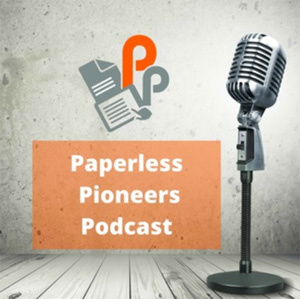 Oliver Ratajczak im Paperlesss-Pioneers-Podcast