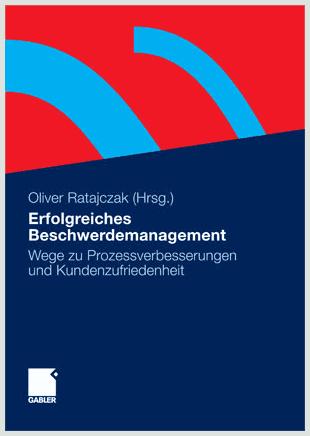 Mein Buch zur Keynote: Erfolgreiches-Beschwerdemanagement