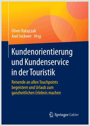 Gerne spreche ich über Kundenorientierung und Kundenservice in der Touristik