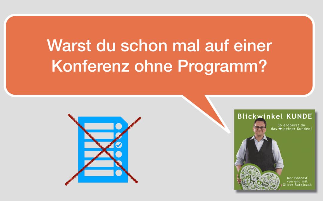 013 Barcamps: Kennst du Konferenzen ohne Programm?