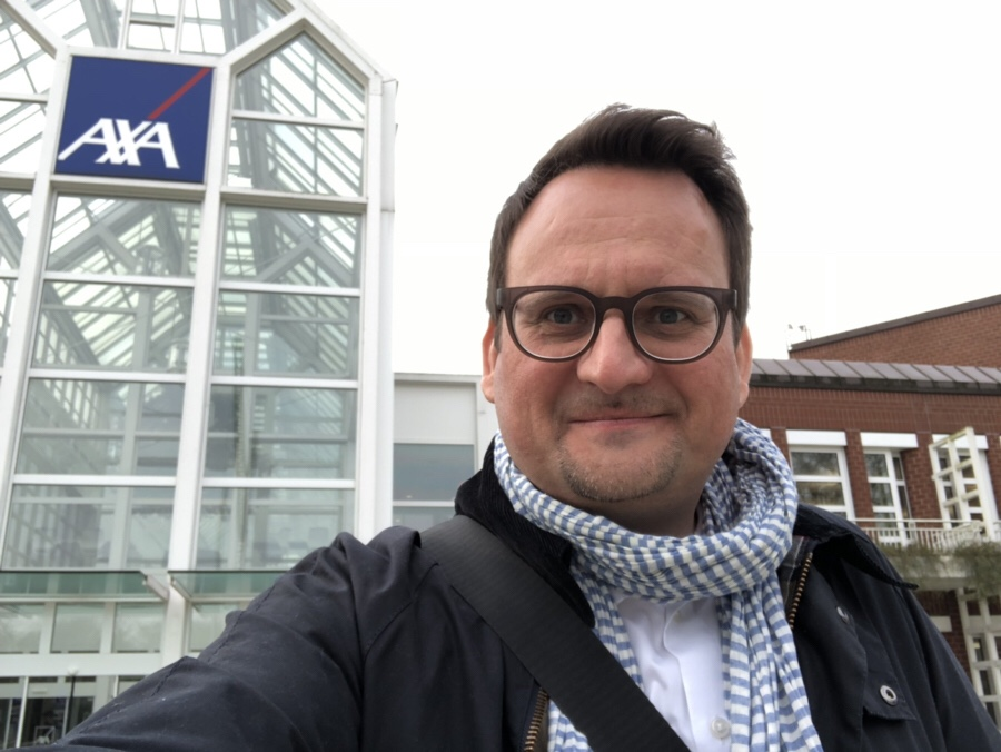 Oliver Ratajczak: Heute bei der #OMWest in Köln