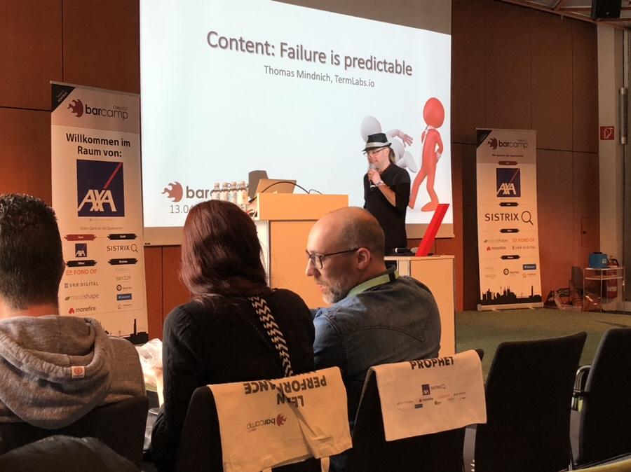 Content: Failure is predig Anke von und mit Thomas Mindnich