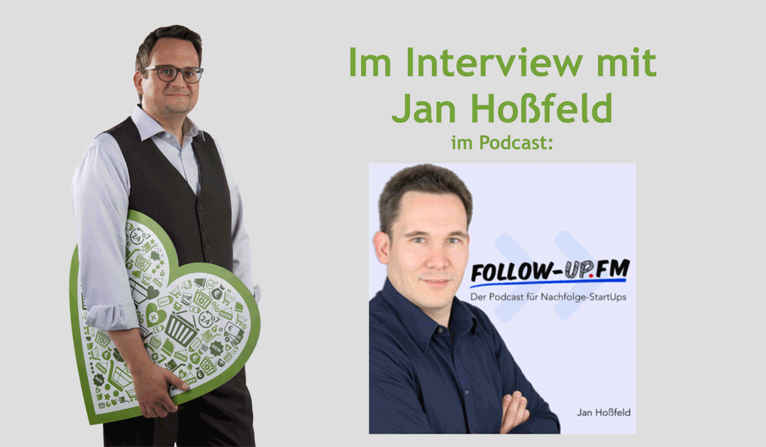 Interview Kundenansprache im FollowUp-Podcast