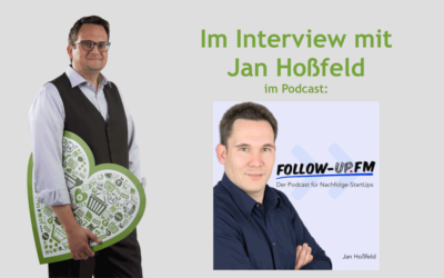 Interview Kundenansprache im FollowUp-Podcast