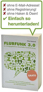 Buch: FLURFUNK 3.0 gratis herunterladen