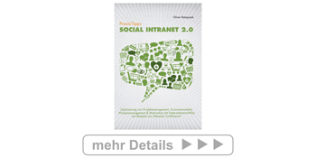 Buch: Praxis-Tipps Social Intranet 2.0