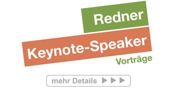 Redner & Keynote-Speaker - Vorträge
