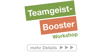 Teamgeist-Booster - Workshop mit Dr. Oliver Ratajczak