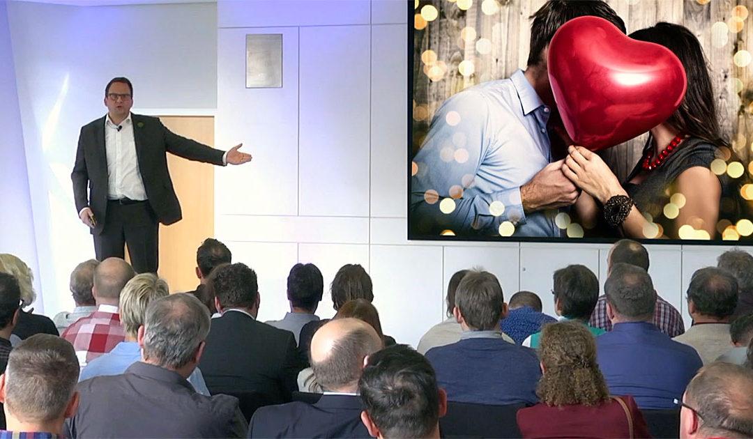 Redner & Keynote-Speaker für Ihr nächstes Firmenevent!