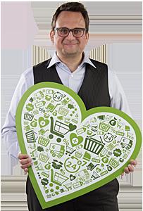 Dr. Oliver Ratajczak hilft Ihnen dabei das Herz Ihrer Kunden zu erobern!