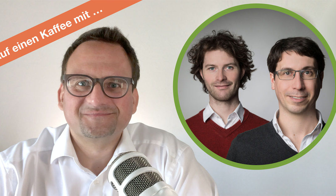 039 Auf einen Kaffee mit Fabian Jaeckert & Benjamin O'Daniel #ContentPerformance