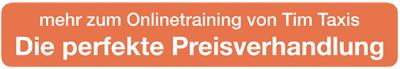 Online-Training Die perfekte Preisverhandlung von und mit Tim Taxis