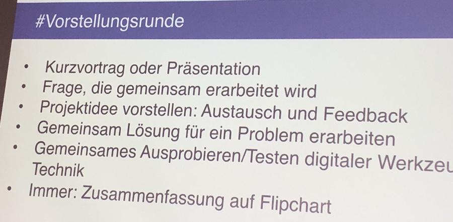 Sessionplanung beim #tcniederrhein