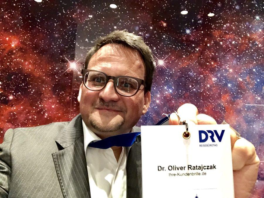 Heute beim Reisebürotag des Deutschen ReiseVerbands DRV