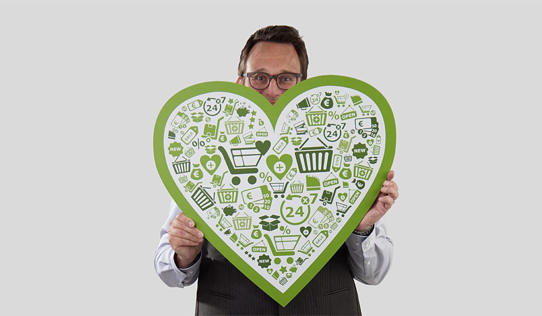 Mein Herz schlägt für Unternehmen, ihre Kunden und ihre Mitarbeiter!