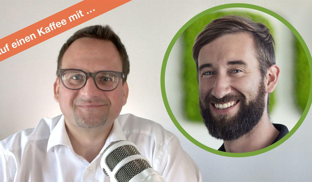 058 Auf einen Kaffee mit Daniel Krauss (CIO FlixMobility, FlixBus, FlixTrain) #Mobilität