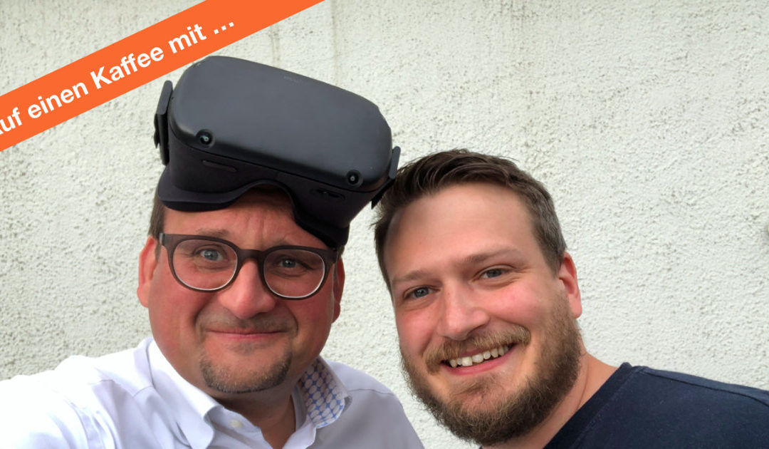 062 Auf einen Kaffee mit Mario Stahl - VR als Kundenmagnet