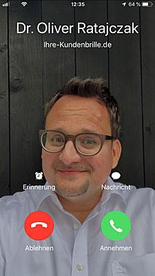 Virtueller Kaffee mit Dr. Oliver Ratajczak