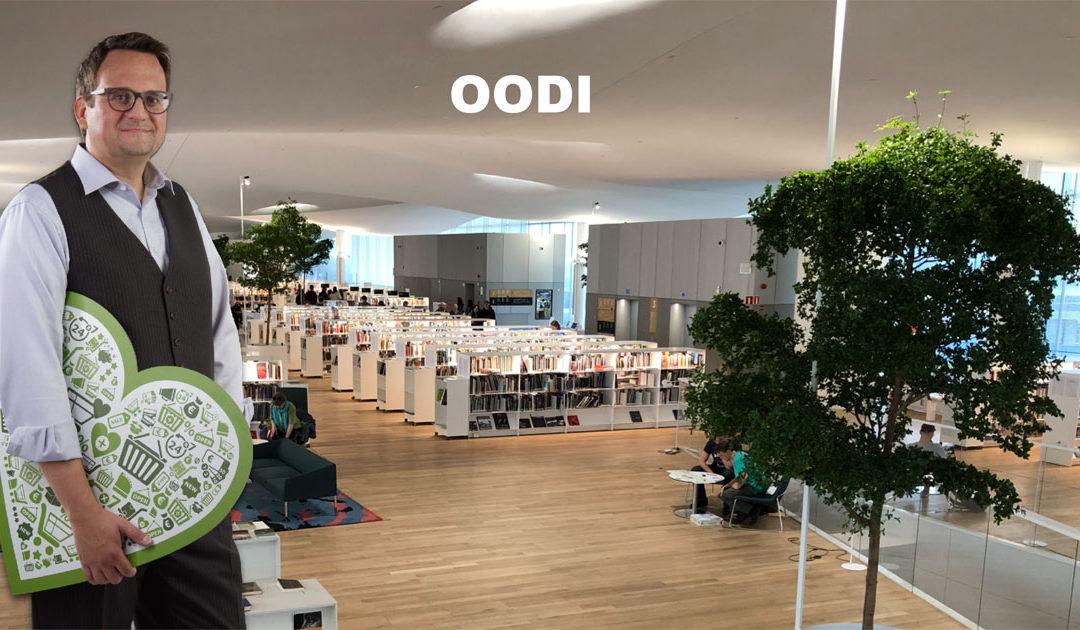 063 OODI - das kommunikative Wohnzimmer von Helsinki