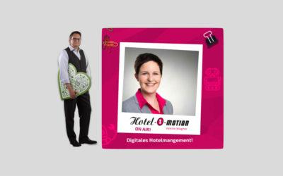 Interview bei Hotel-o-Motion von und mit Valerie Wagner