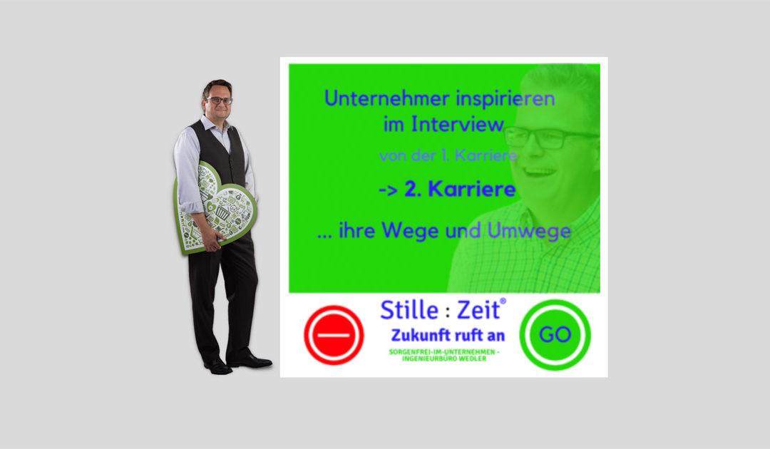 Interview bei Stille:zeit – Zukunft ruft an von und mit Stefan Hund