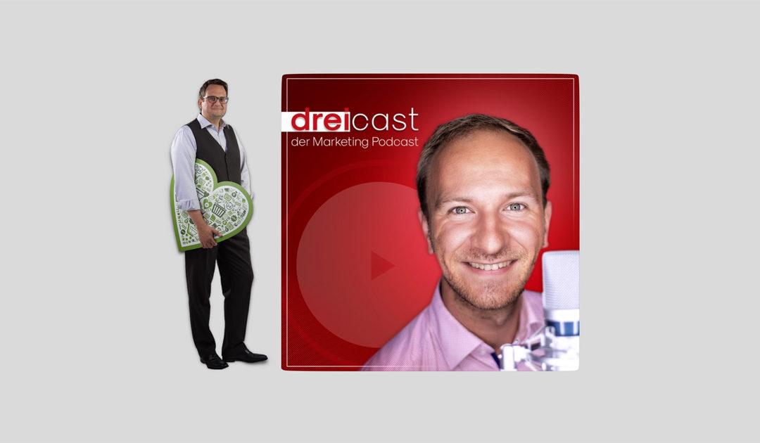 Interview im Dreicast-Podcast von und mit Florian Werner